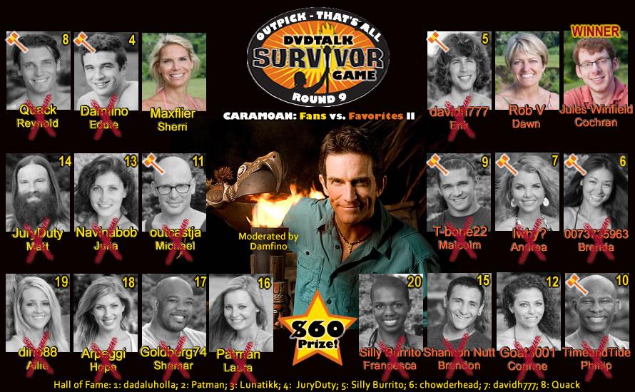 Survivor TV Show Cast 2013
